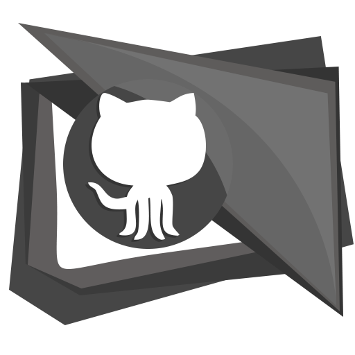 Repository, Social, Git, Github, Connection, Communication, Logo Icon