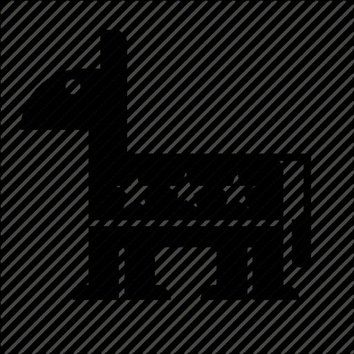 American, Animal, Donkey, Party, Politics, Republican, United
