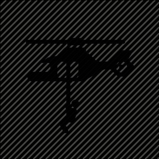 Airial, Coast Garde, Helicopter, Line, Man, Person, Rescue Icon