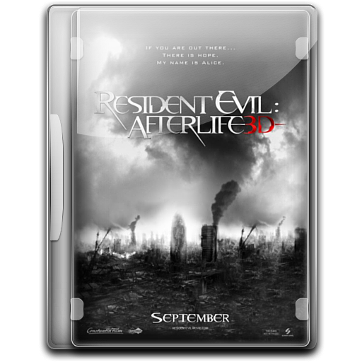 Resident Evil Afterlife Icon English Movies Iconset Danzakuduro
