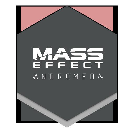 Mass Effect Andromeda Icon For Honeycomb Rainmeter