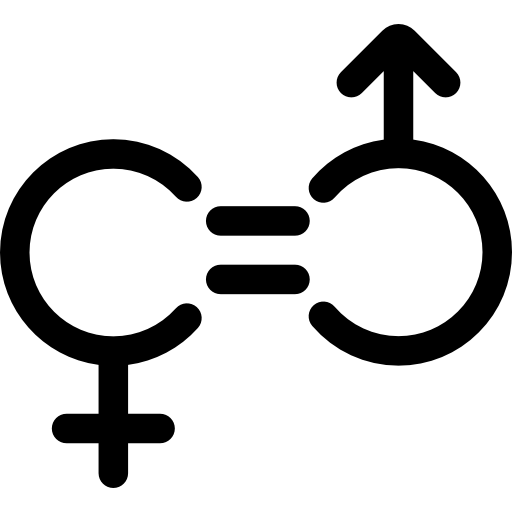 Gender Equality Icons Free Download