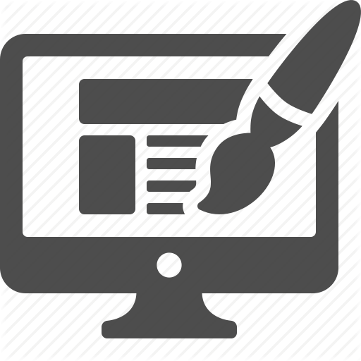 Web Design Png Icon Image