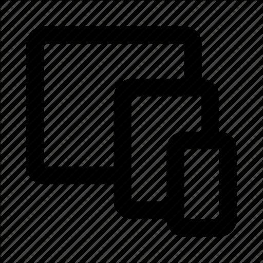 Responsive Web Icon