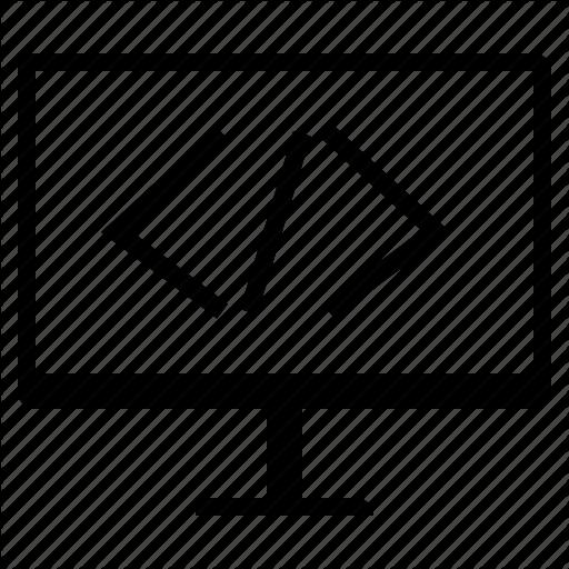 Icon Websites Design Web Design And Development Glyph Vol I Putu