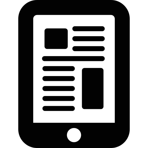 Big Tablet Png Icon