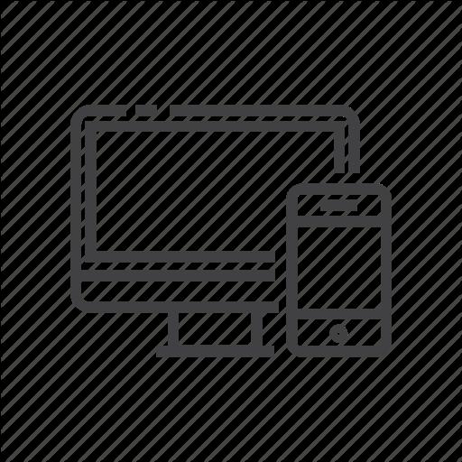 Design, Development, Online, Responsive, Web Icon