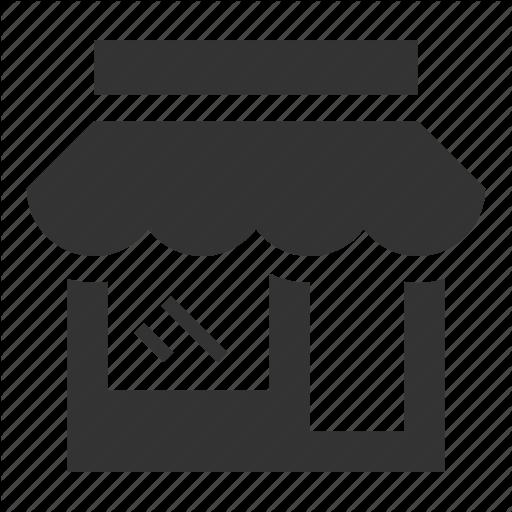 Retail Store Icon
