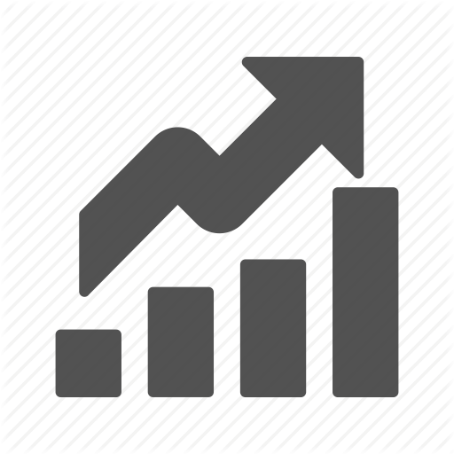 Banking, Graph, Growth, Profit, Revenue Icon