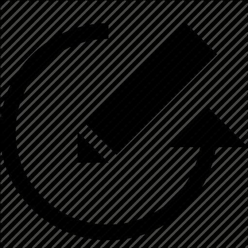 Git, History, Pencil, Revision, Undo, Version Control Icon