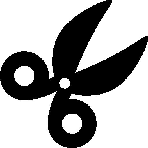 Open Scissors Icons Free Download