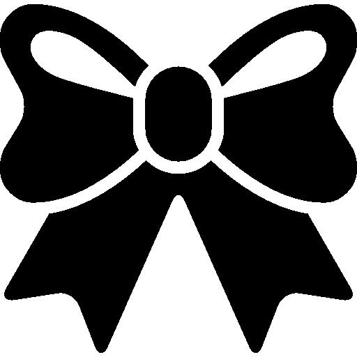 Christmas Ribbon Icons Free Download
