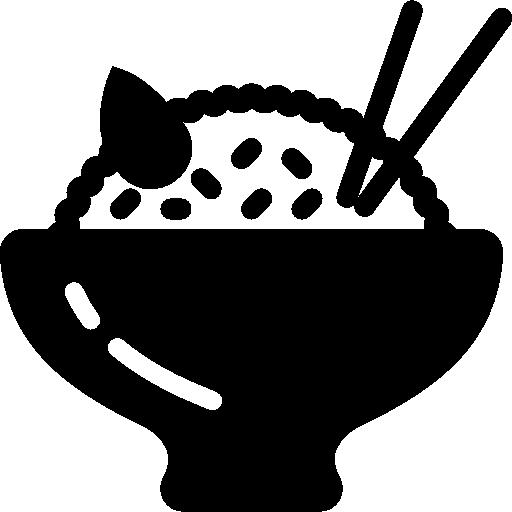 Rice Icon Gastronomy Collection Smashicons