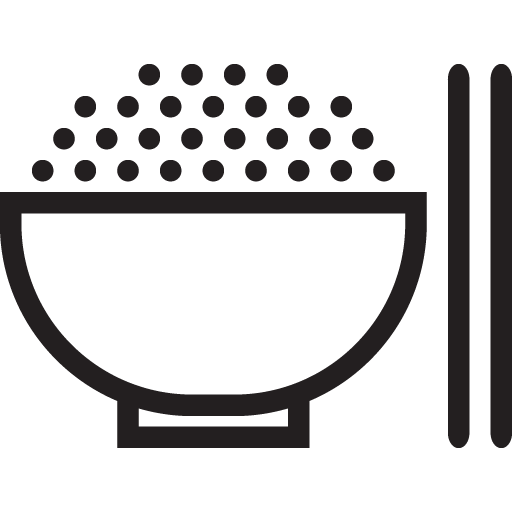 Rice Vector Bowl Huge Freebie! Download For Powerpoint