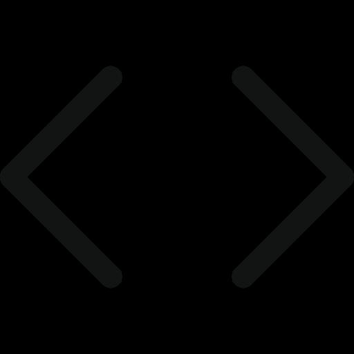 Arrows, Left Right Arrow, Doublechevronleftright, Double Arrow Icon