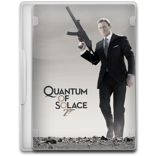 Covers, Cover, Quantum, Of, Solace, Movie Icon Free Of Movie Mega