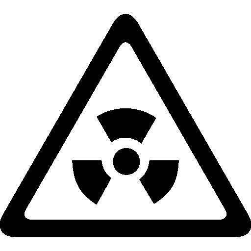 Biohazard Risk Triangular Signal Icons Free Download