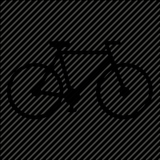 Bicycle, Bike, Cycling, Fixie, Leftmartinez, Ride, Road Icon