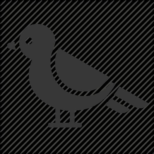Animal, Bird, Christmas, Merry, Robn