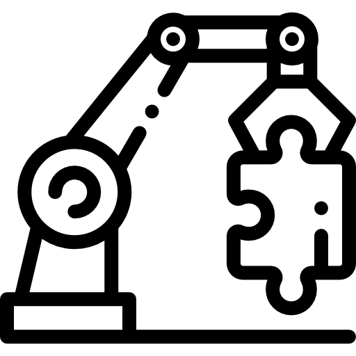 Robot Arm Icon