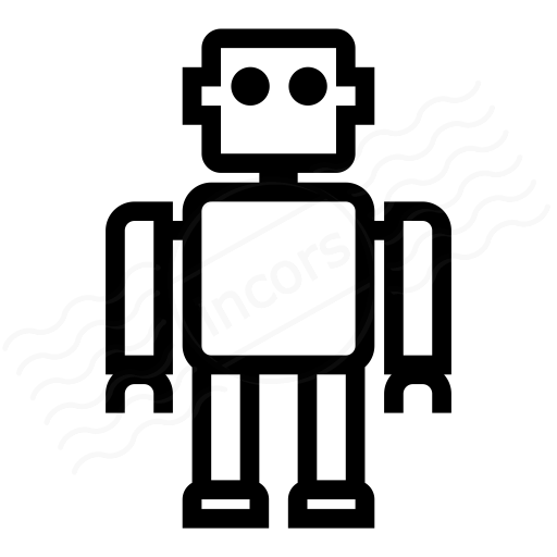 Iconexperience I Collection Robot Icon