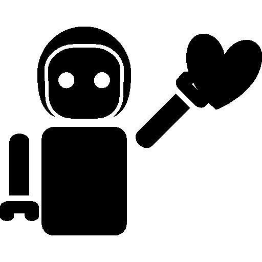 Robot Icon Free