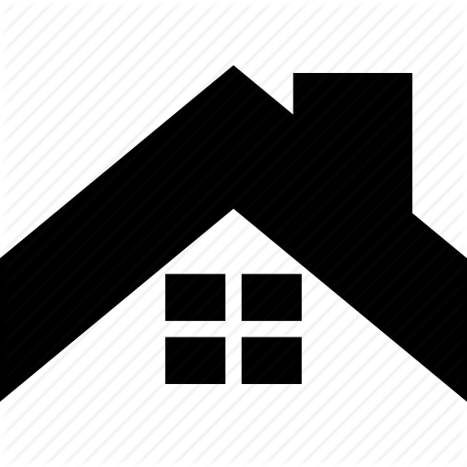House Roof, House Top, Roof, Roofing Icon