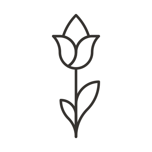 Nature, Rose, Flower, Plant Icon Free Of Free Minimal Nature
