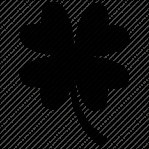 Clover, Green, Leaf, Patricks, Rosette, St, St Patricks Icon