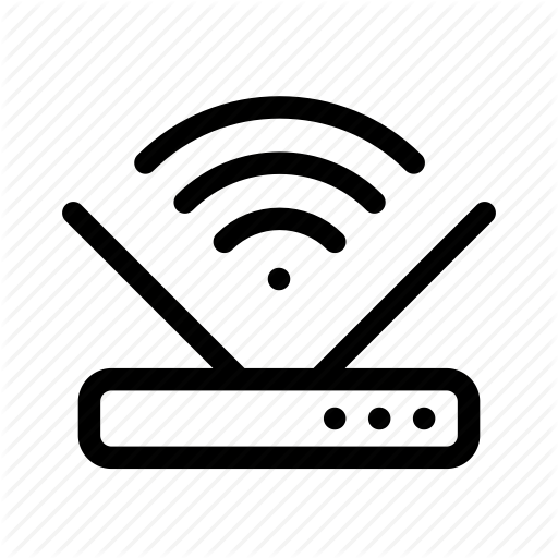 Connection, Internet, Network, Router, Wifi, Wifi Router Icon