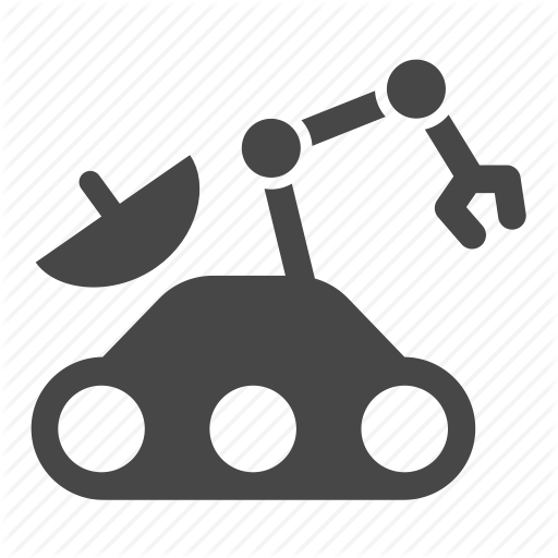 Astronomy, Buggy, Robot, Rover, Space, Vehicle Icon