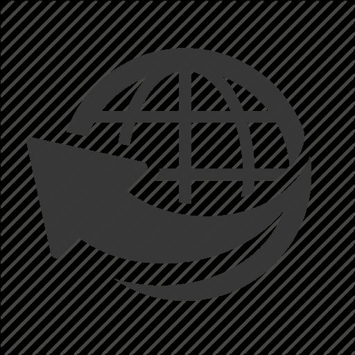 Globe Icon Clip Art