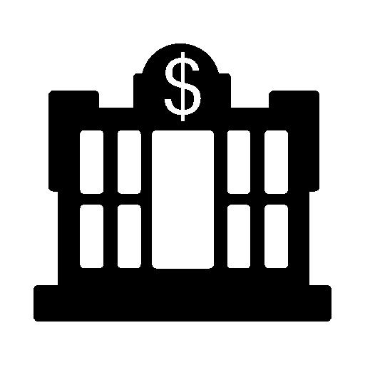Bank Icon Royalty Free Stock Photos Image