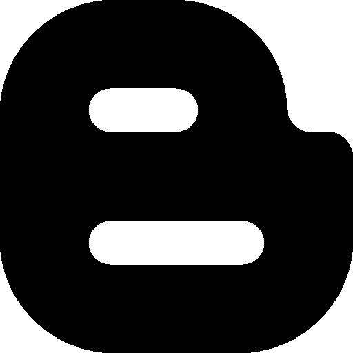 Blogger Logo Icons Free Download