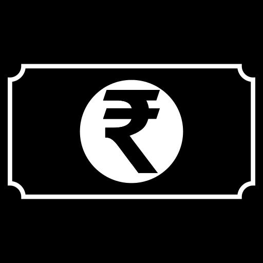 India Rupee Icon