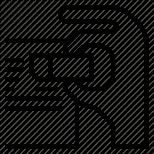 Eraser, Rubber Icon