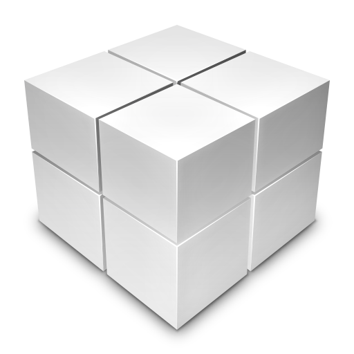 Light Cube Off Icon
