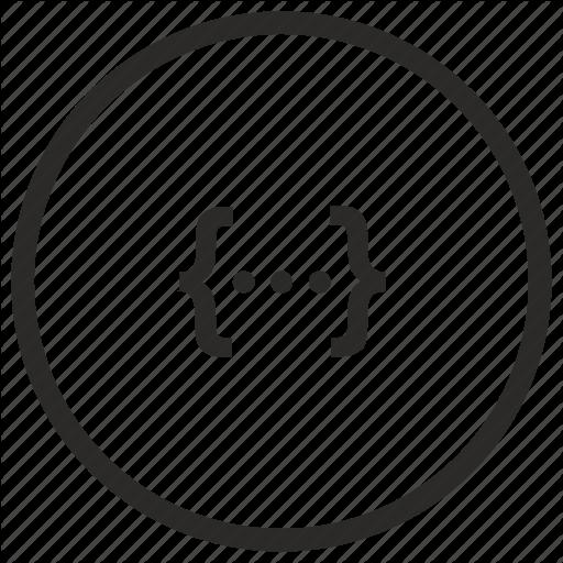 Code, Comment, Pause, Program Icon