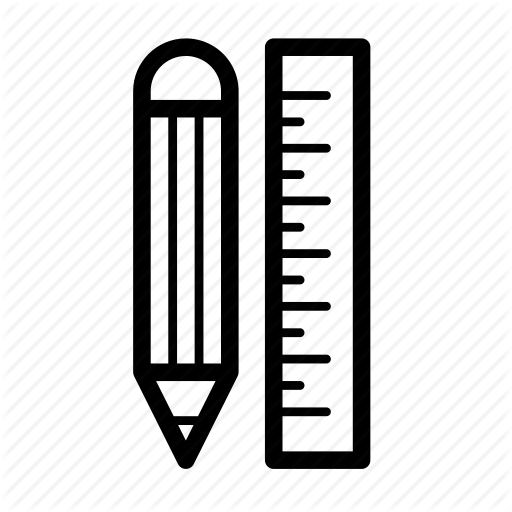 Pictures Ruler Icon