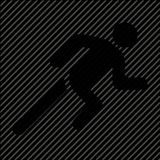 Athlete, Run, Runner, Speed, Sprint, Sprinter, Watchkit Icon