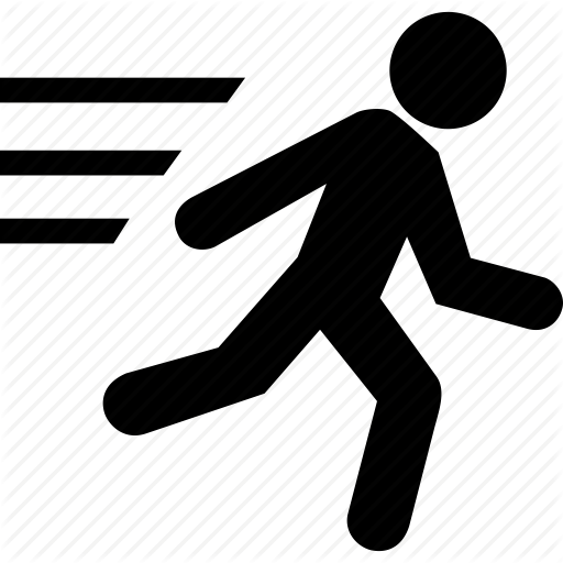 Runner Icon Transparent Png Clipart Free Download