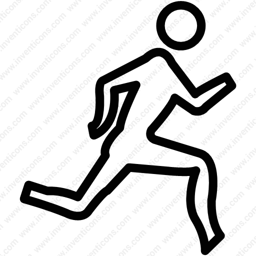 Download Running,run,exercise,sport Icon Inventicons