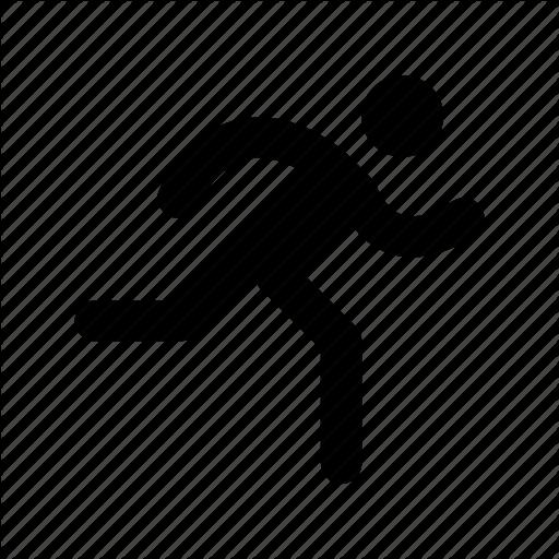 Marathon Sports, Race, Runner, Running Man, Sports Icon