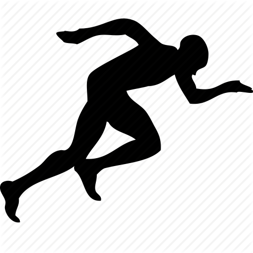 Running Man Icon Images