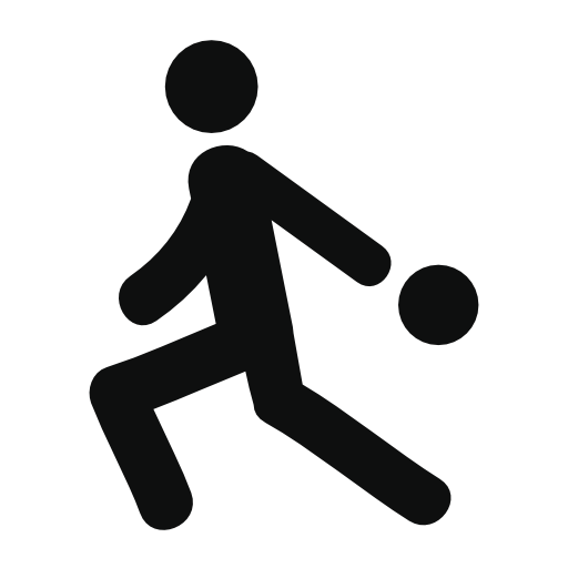Man Bowling Free Vector Icons Designed