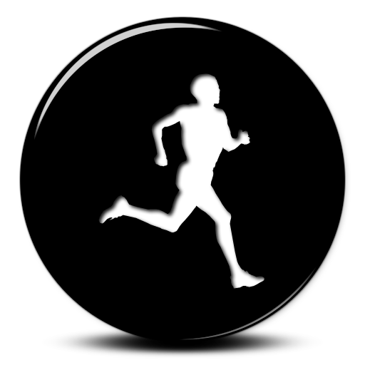 Png Running Free Icon
