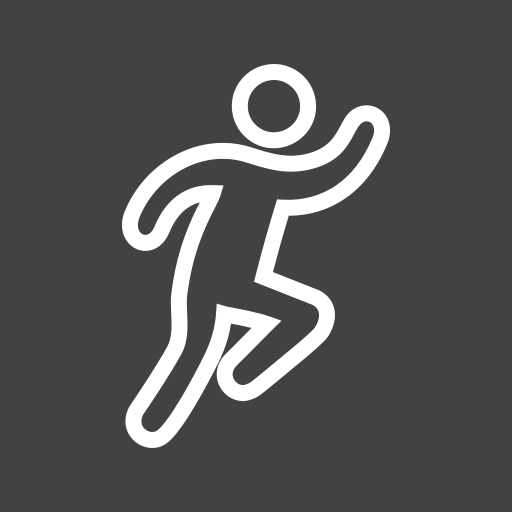 Running, Person Icon Free Of Sports Activities