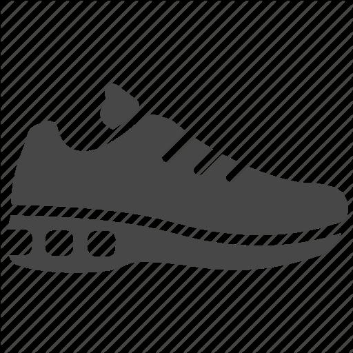 Athletics, Equipment, Run, Running, Shoe Icon