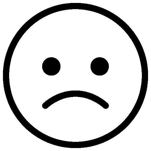Messaging Sad Icon Ios Iconset