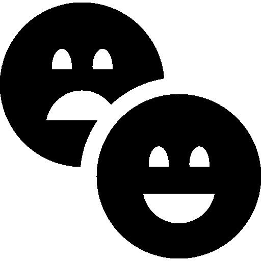 Sad And Happy Faces